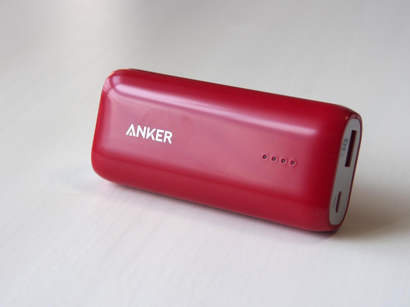 アンカー、モバイルバッテリー、アストロ e1
