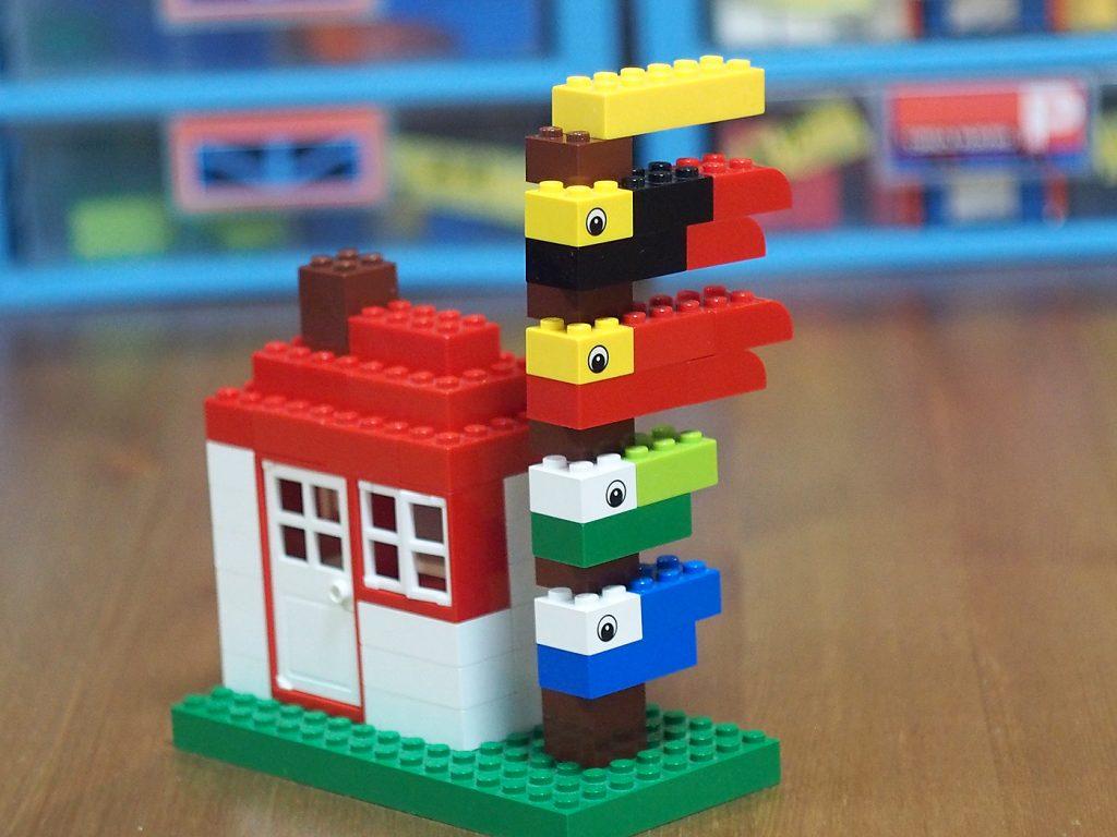 レゴ、こいのぼり