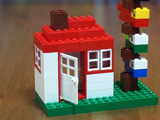 こいのぼり、レゴ、おうち