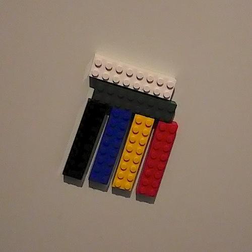 レゴ、マグネット、弁当箱