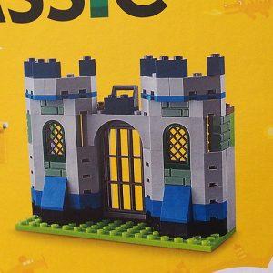 騎士の住むお城
