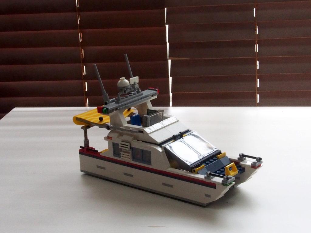 レゴ、31052ヨットバージョン