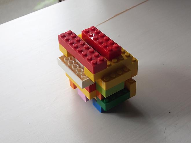 レゴ、貯金箱1
