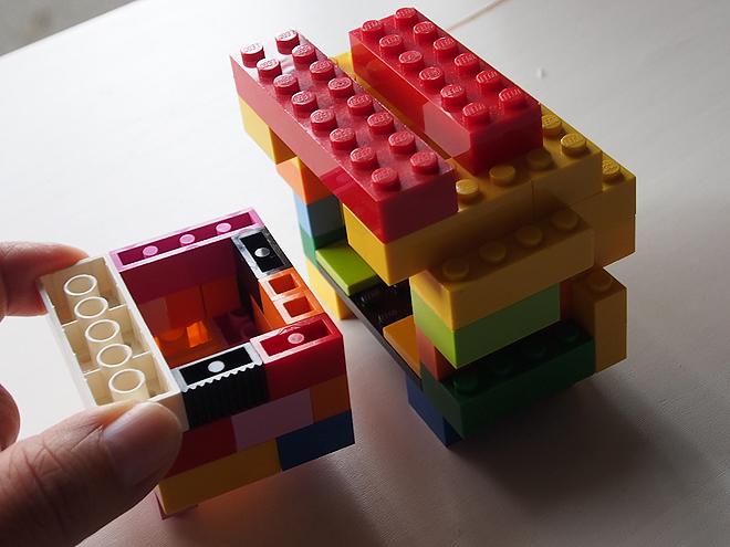 レゴ、貯金箱