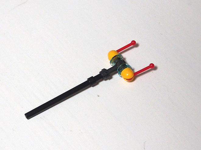 レゴ、グラコスのやり