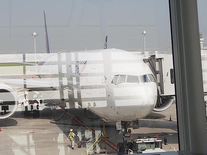 タイ航空、飛行機