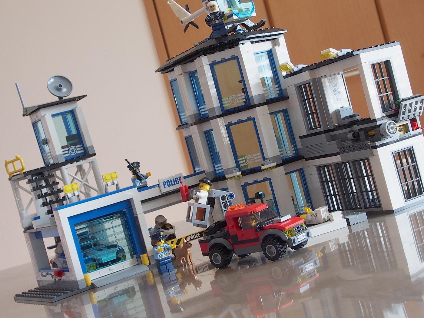 レゴ、ふたつ目のポリスステーション