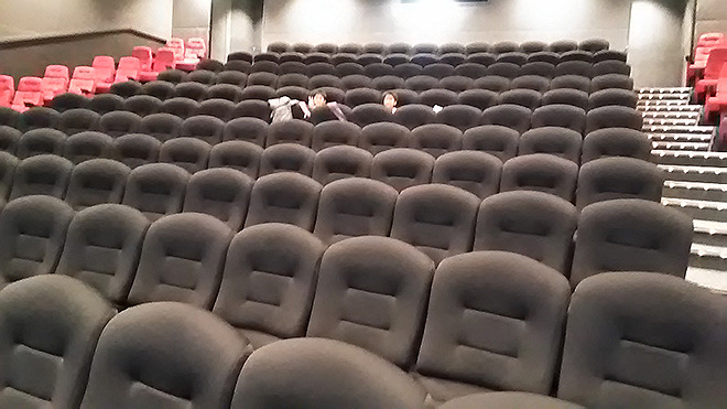 映画 館 ガラガラ [韓流]週末の映画館ガラガラ 新型コロナを警戒=韓国