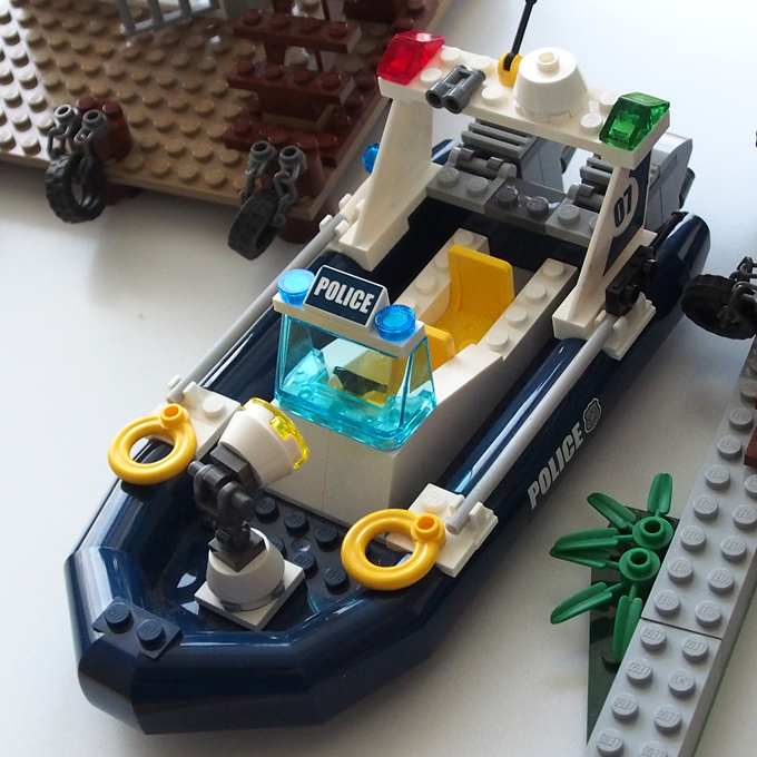 付属ボート(大)