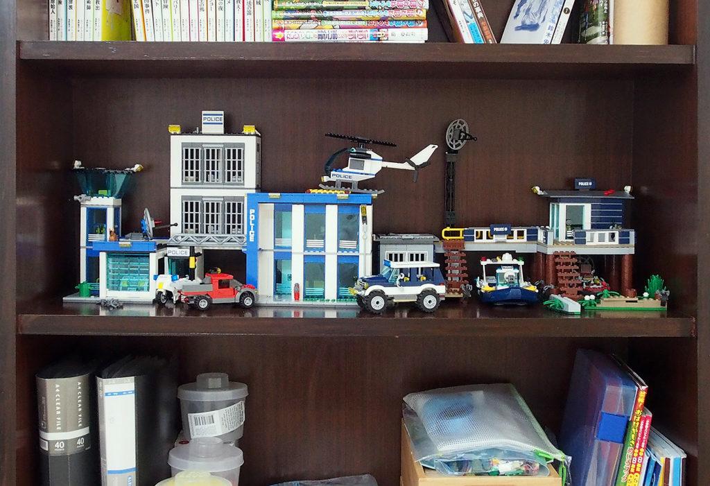 レゴ、飾り場所