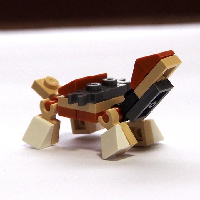 お祭りブロック、恐竜