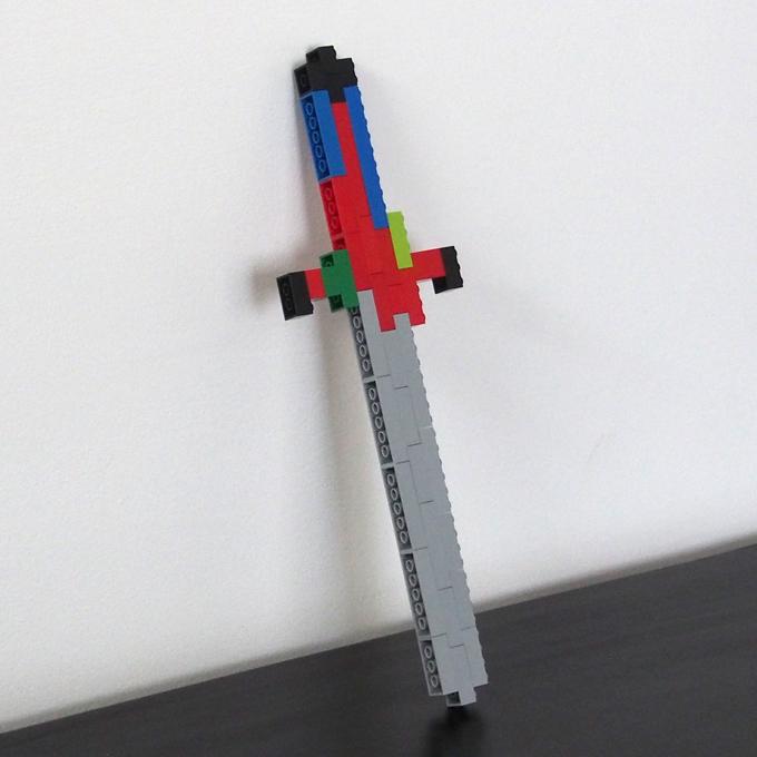 レゴ、剣−2