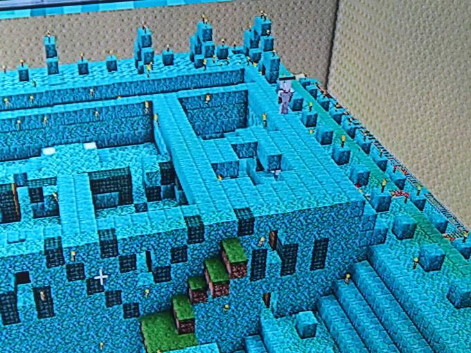 海底神殿、3階、右