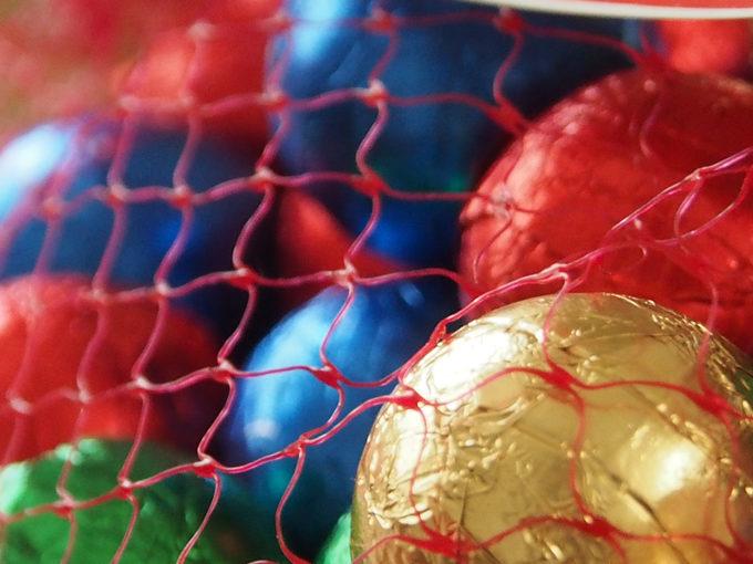 【海外産チョコレート】見覚えがある!スイス大使館のお祭りで見つけたドイツのチョコレート