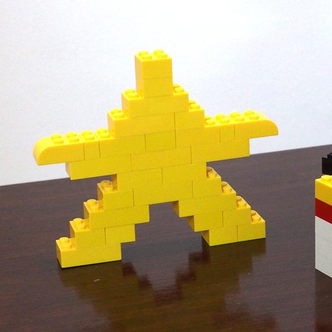 レゴ、クリスマス、星