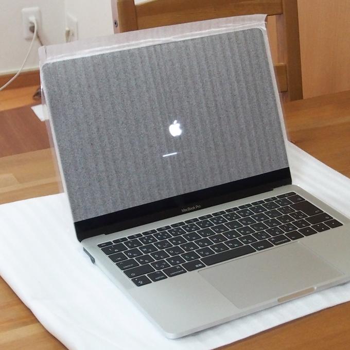 キーボードの修理、macbookpro