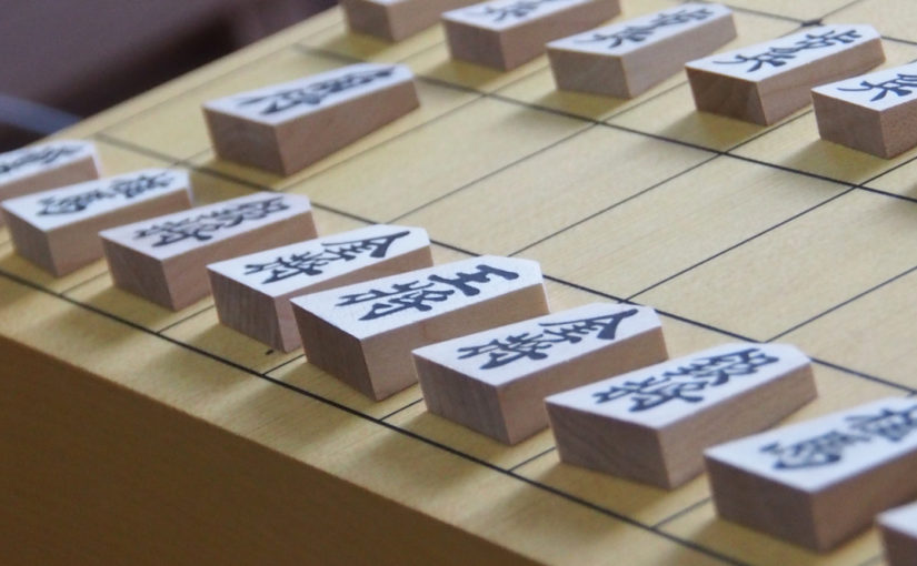 将棋の駒袋
