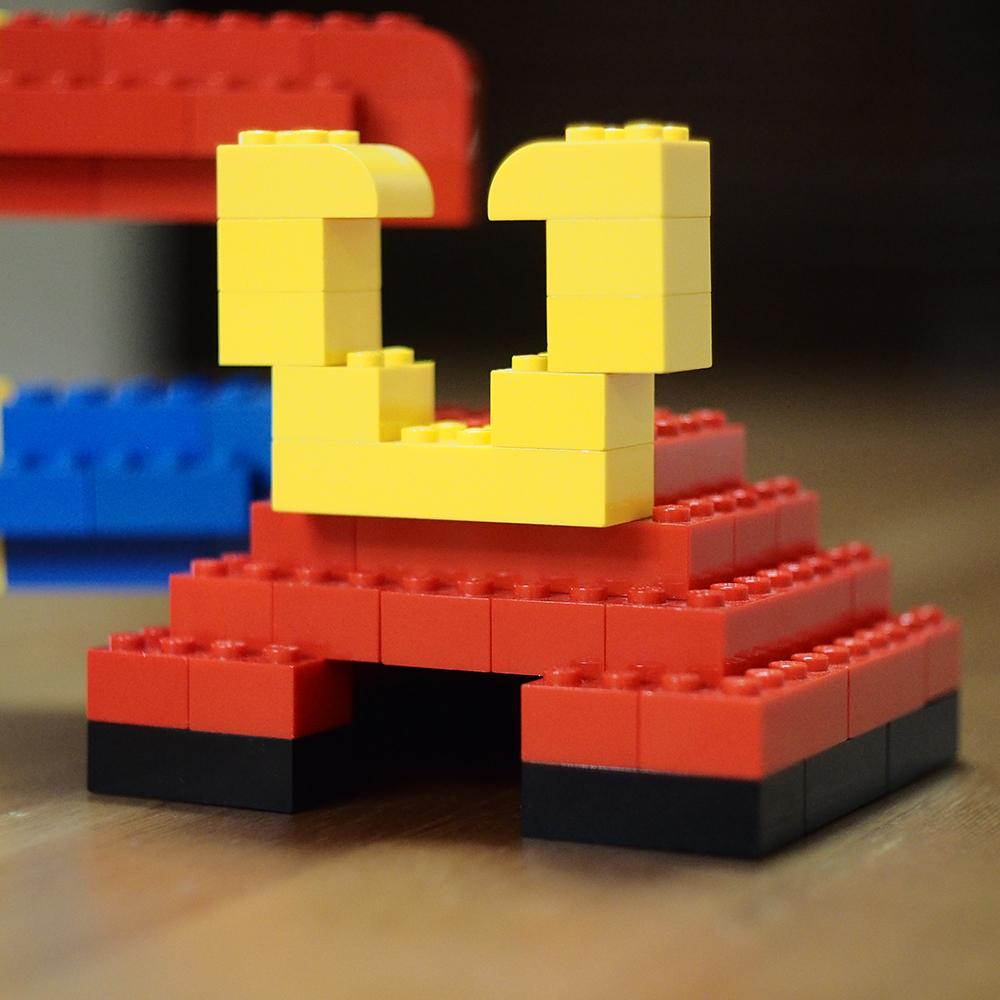 レゴ、カブト